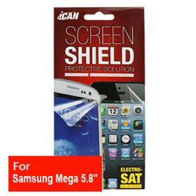 iCAN Clear Screen Protector fo Samsung Mega 5.8""