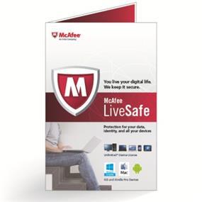 McAfee LiveSafe (Standalone)