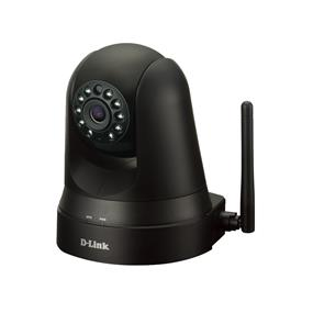 D-Link Wireless Pan & Tilt Day/Night Network Camera (DCS-5010L)