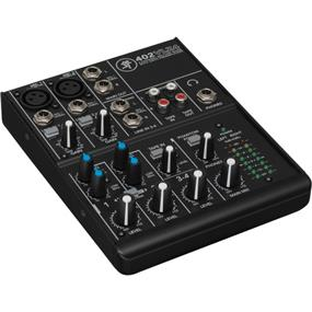 Mackie 402VLZ4 - 4-Channel Ultra-Compact Mixer