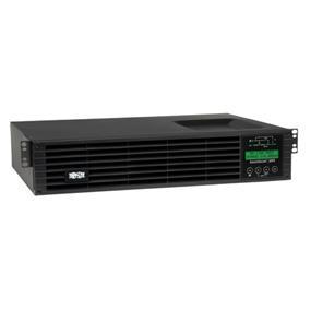 Tripp Lite SU750RTXLCD2U UPS System - 750 VA/675 W - 2UTower/Rack Mountable 0.05 Hour, 0.15 Hour Full Load, Half Load - 6 x NEMA 5-15R