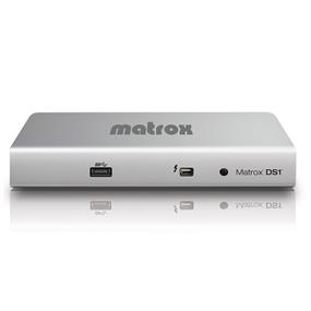 Matrox Thunderbolt DVI Docking