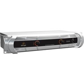Behringer iNUKE NU6000 - Rackmount Stereo Power Amplifier (1500W/Channel @ 8 Ohms)