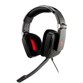 Thermaltake Tt eSports SHOCK Wired Gaming Headsets for PC - Black (HT-SHK002ECBL) (P)