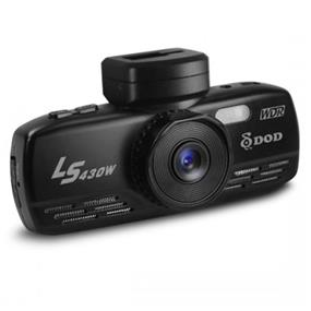 DOD LS430W Full HD Car DVR w/GPS Logging & WDR Technology