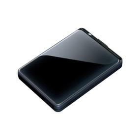 "Buffalo MiniStation Plus 500GB 2.5"" External Hard Drive USB 3.0 - Black (HD-PNT500U3B)"