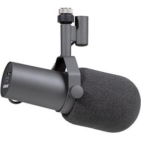 Shure SM7B - Cardioid Dynamic Voice Over Microphone