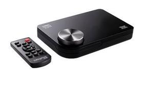 Creative Sound Blaster X-Fi Surround 5.1 Pro 24-Bit THX USB External Sound w/Remote (70SB109500007)