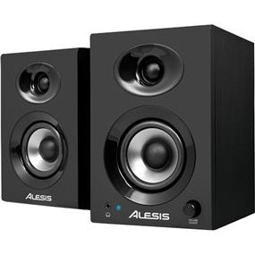 "Alesis Elevate 3 - Powered 3"" Desktop Studio Monitors (Pair)"