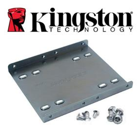 "Kingston Solid State Drive 2.5"" to 3.5"" SSD Bracket (SNA-BR2/35)"