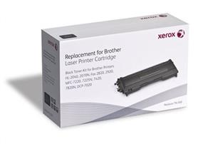 Xerox Replacement Black Toner Cartridge for Brother TN350 (006R01415)