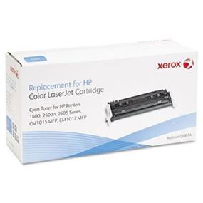 Xerox Replacement Cyan Toner Cartridge for HP Q6001A