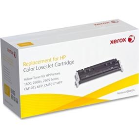 Xerox Replacement Yellow Toner Cartridge for HP Q6002A