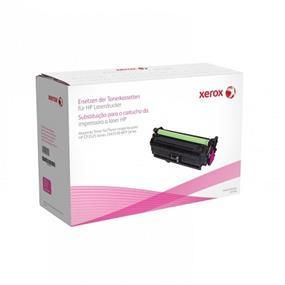 Xerox Replacement Magenta Toner Cartridge for HP CP3525