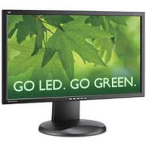 "ViewSonic VP2365-LED 23"" Widescreen LED Monitor"