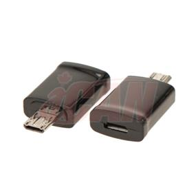 iCAN Samsung S2 (Micro B 5 pins) Female to S3 (Micro B 11 pins) Male adpater(ADP S2FS3M)