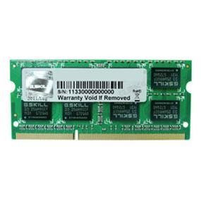 G.SKILL SL Series 4GB DDR3 1333MHz CL9 1.35V SODIMM (F3-1333C9S-4GSL)