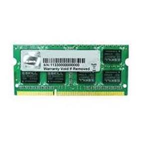 G.SKILL SL Series 8GB DDR3 1333MHz CL9 1.35V SODIMM (F3-1333C9S-8GSL)