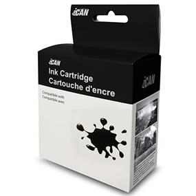 iCAN Compatible HP #901 Black Ink Cartridge (CC653AC)