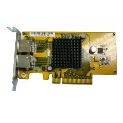 QNAP LAN-1G2T-U Dual-port Gigabit Network Expansion Card for TS-x70 and TS-x79 Rackmount Model