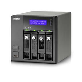 QNAP 4 Bay VS-4108 Pro+ NVR Intel Dual-core 4GB RAM