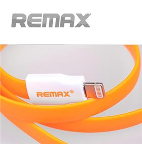 REMAX 90cm 8 Pin USB Charge & Sync Cable for iPhone 5/5s/5c, orange color