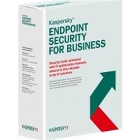 Kaspersky Endpoint Security for Business-Select US Edition 10-Node 2 year Maint Renew License Pack