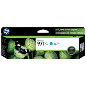 HP 971XL Cyan High Yield Original Ink Cartridge (CN626AM)