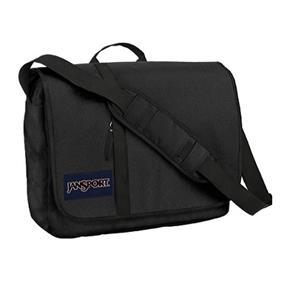 JanSport Market Street Black Fit Laptop Up to 15.6''
