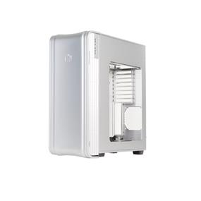 SilverStone Fortress SST-FT04S-W Silver Window Full ATX Tower