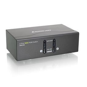 IOGEAR GCS1722 2 Port VGA KVM Switch, PS2 and USB