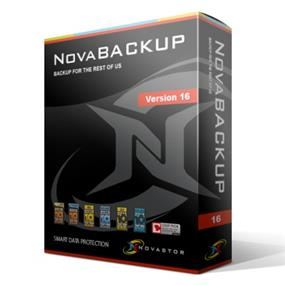 NovaBACKUP Professional License with 1 year of NovaCare Premium (NovaCare starts on date of purchase)