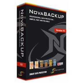 NovaBACKUP Professional Multiple Activation License (5 Activations) with 1 year of NovaCare Premium (NovaCare starts on date of purchase)