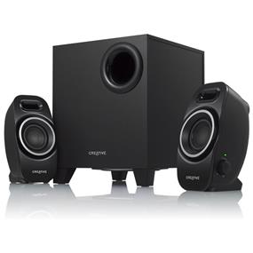 Creative A250 -- 2.1 Speaker System (51MF0420AA002) - (Retail Box)