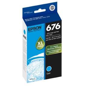 Epson 676 XL Cyan Ink Cartridge (T676XL220)