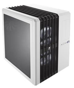 Corsair Carbide Series Air 540 Arctic White Edition High Airflow ATX Cube Case (CC-9011048-WW)