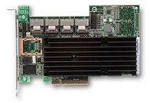 LSI Logic Controller Card LSI00208 MegaRAID SAS 9260-16i 16 Ports 512MB 6Gb/s Retail (LSI00208)