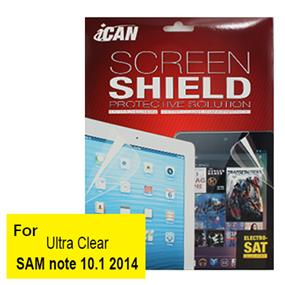 iCAN Ultra Clear Screen Protector for Samsung note 10.1 2014