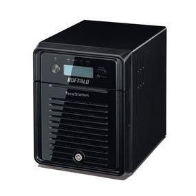 Buffalo TeraStation 3400 4-Bay 4 TB (4 x 1 TB) RAID NAS & iSCSI Unified Storage - TS3400D0404