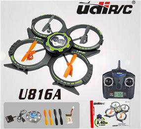 2.4Ghz UFO Quadcopter 6-Axis Gyro R/C Toy