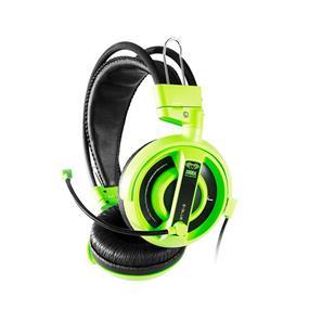 E-Blue Cobra Professional Gaming Headset - Green  (EHS013GR)