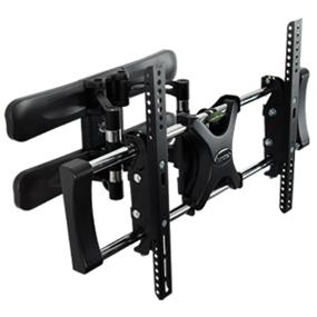 "iCAN Full Motion Articulating LED/LCD/Plasma TV Wall Mount for Size 32"" - 65"""