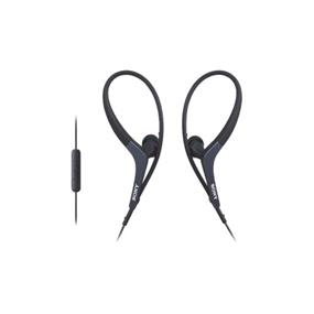 Sony MDRAS400IPB - Active Sports Headphones (Black)
