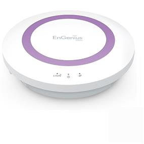 EnGenius N300 ESR350 2.4 GHz Wireless Cloud Gigabit Router with USB Port and Enshare