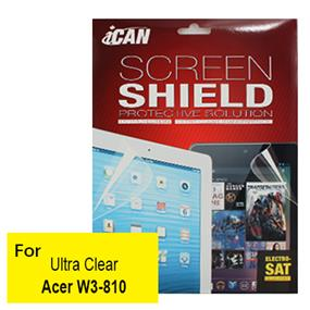 iCAN Ultra Clear Screen Protector for Acer W3-810