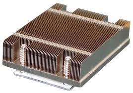 Supermicro SNK-P0026 1U Passive CPU Heatsink for AM2