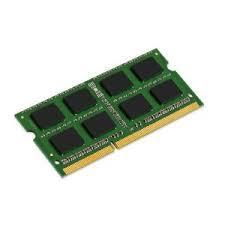Kingston 2GB 1600MHz DDR3L Non-ECC CL11 SODIMM SR X16 1.35V Bulk Pack 50-unit (KVR16LS11S6/2BK)