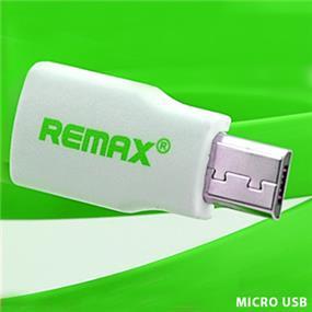 REMAX Micro USB Data Cable, Green Color