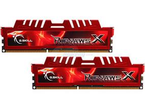G.SKILL Ripjaws Series 16GB (2x8GB) DDR3 2133MHz CL11 DIMM Memory 1.5V (F3-2133C11D-16GXL)