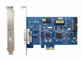 GeoVision GV-800 Hybrid DVR capture card Express DVI 4 Card